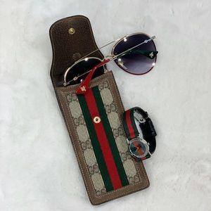 GUCCI Ophidia GG Pen Case or Glasses case